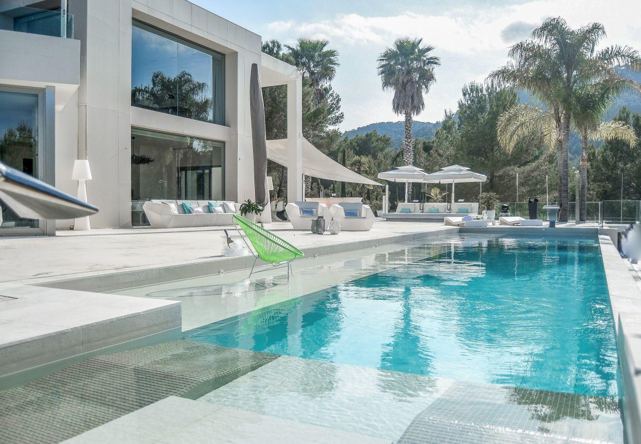 Villa en Sant Josep de Sa Talaia / San Jose - La Macasa, Villa 5StarsHome Ibiza
