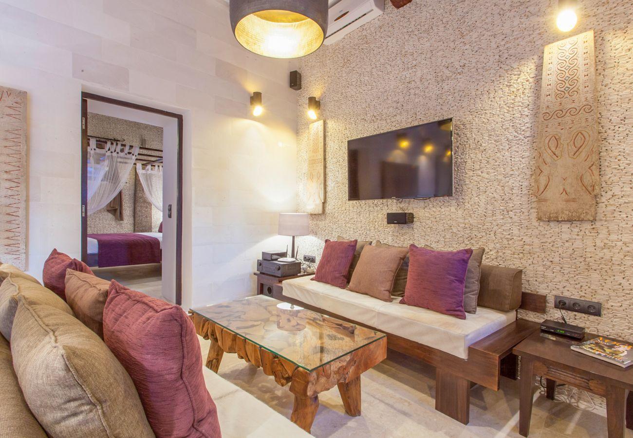 Villa en Sant Llorenç de Balafia - Villa Bes, Villa 5StarsHome Ibiza