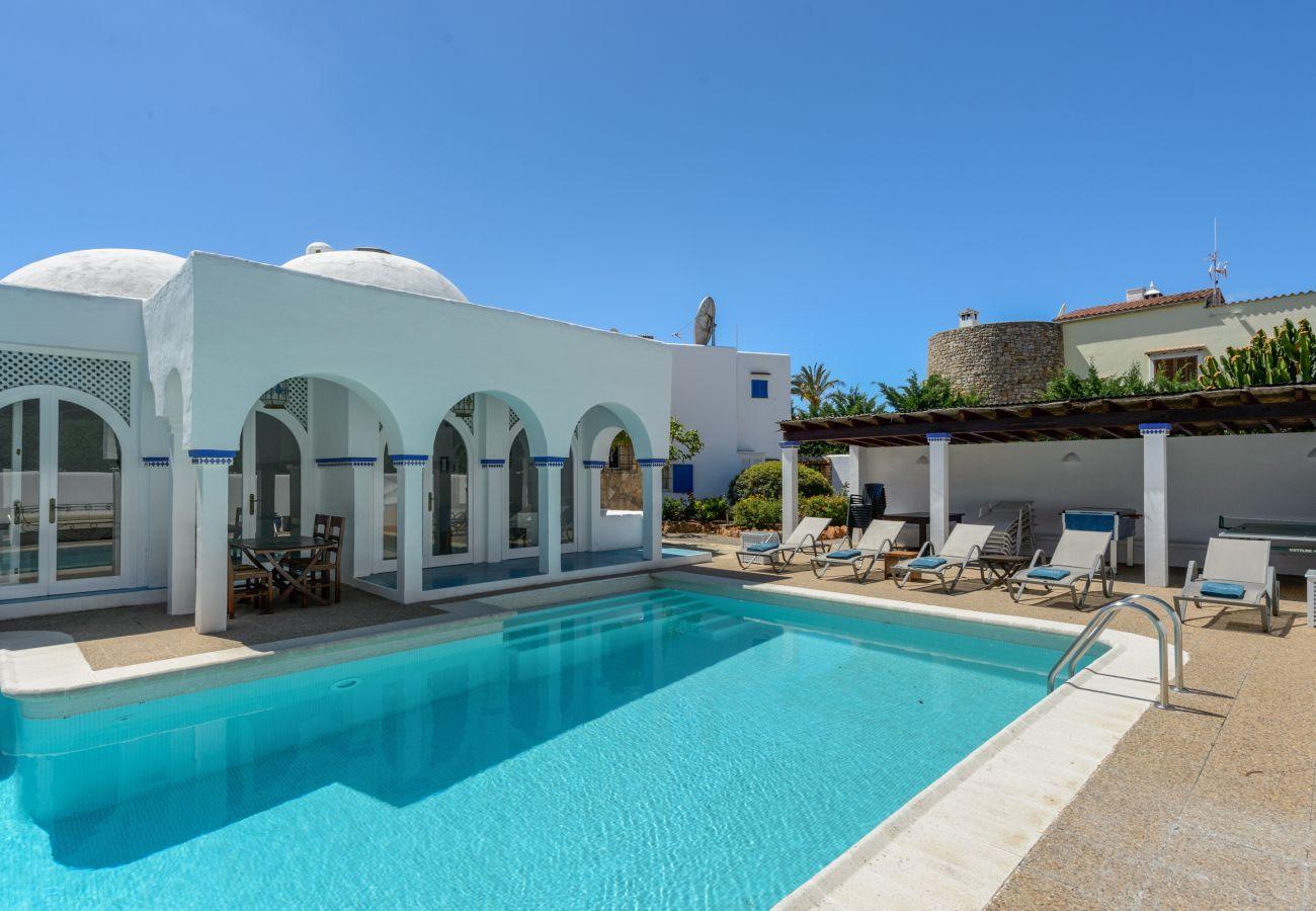 Villa en Santa Eulalia del Río - Langosta, Villa 5StarsHome Ibiza