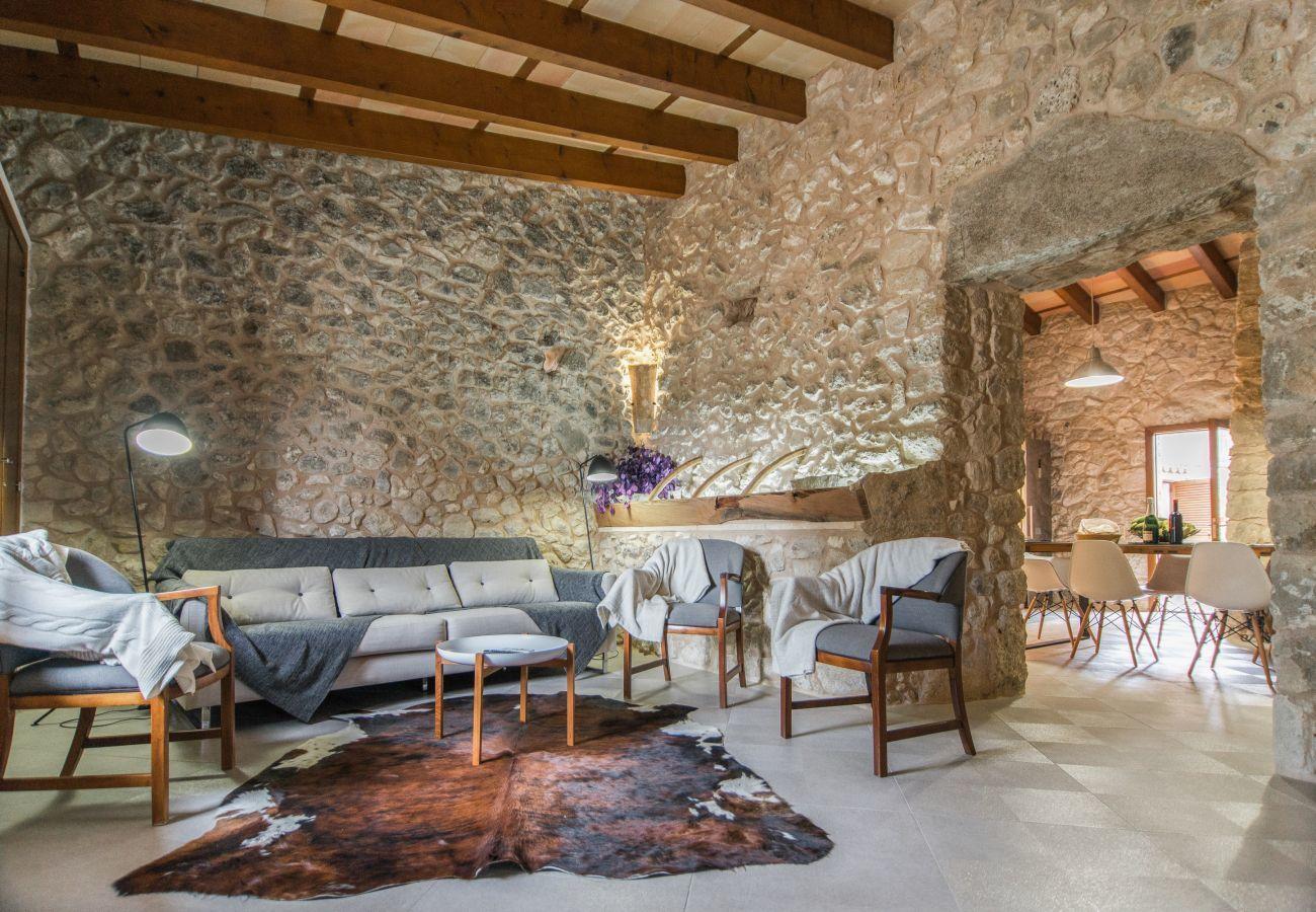 Villa en Lloret de Vistalegre - Es Turo Daviu, Finca 5StarsHome Mallorca