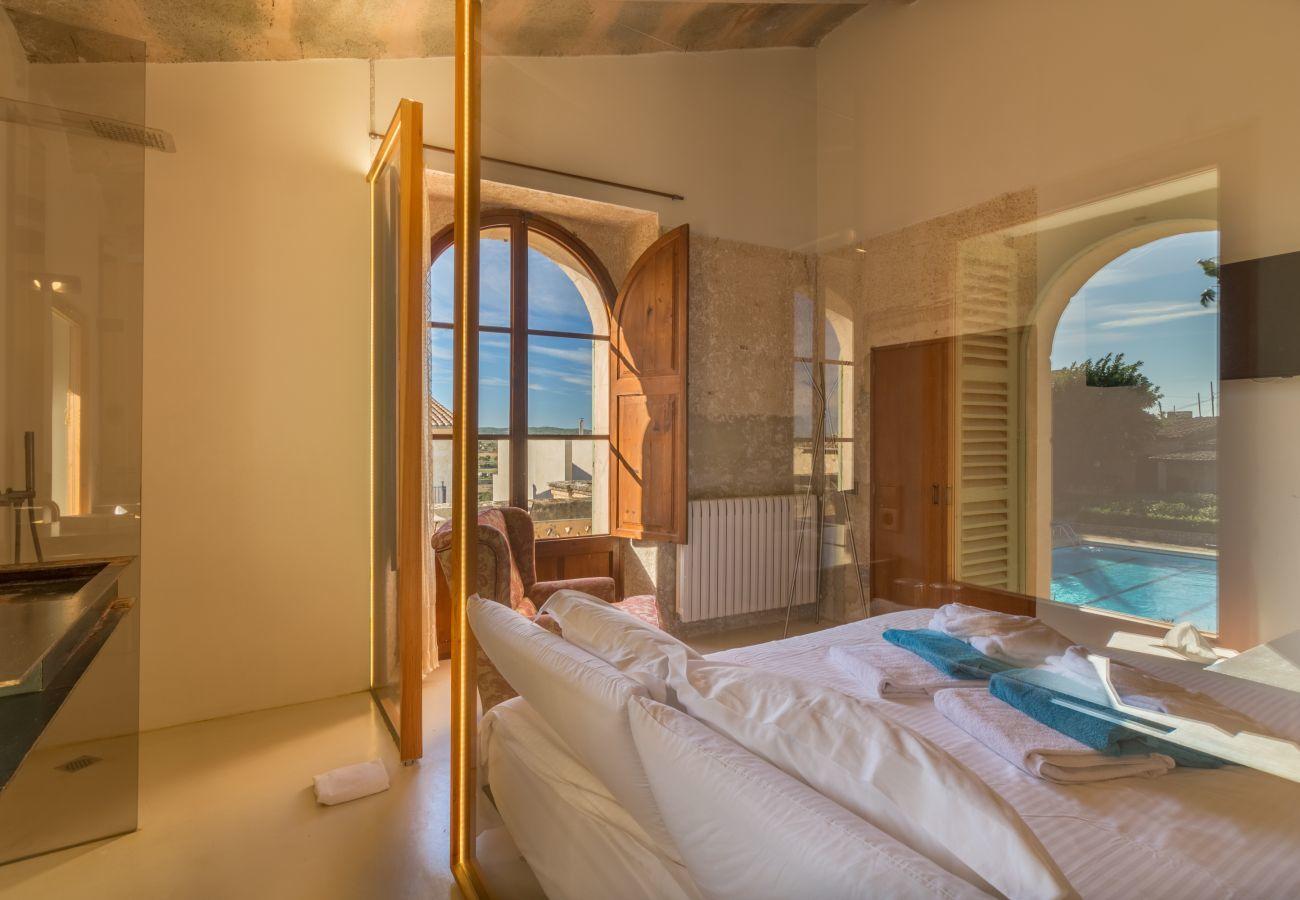 Villa en Montuïri - Can Moio, Villa 5StarsHome Mallorca