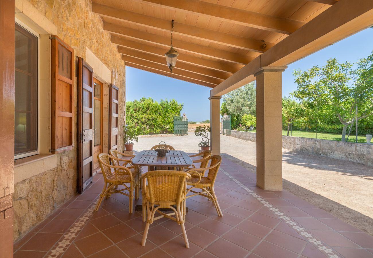 Casa rural en Santa Margalida - Sa Cova Dor, Finca 5StarsHome Mallorca