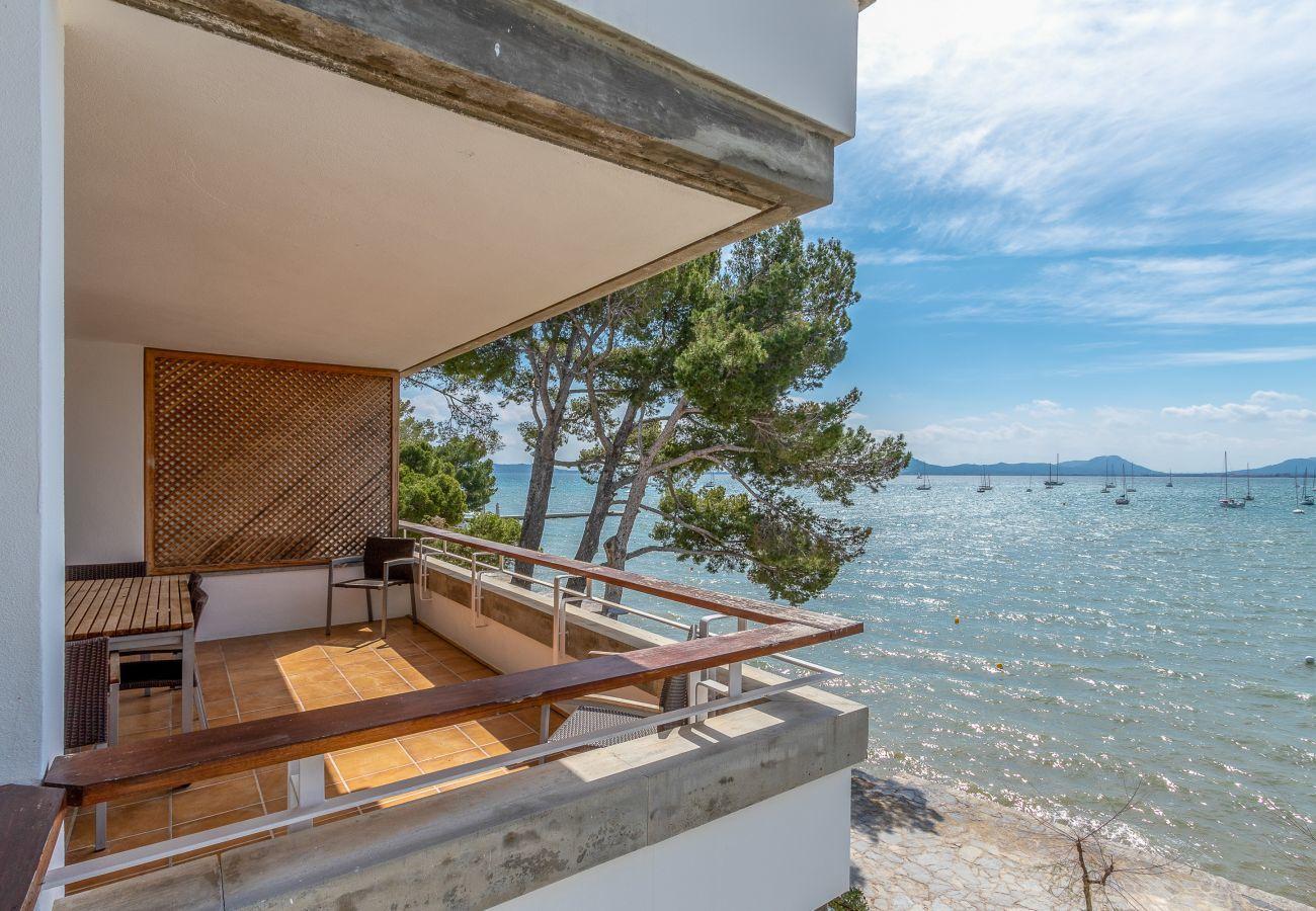 Apartamento en Puerto Pollensa - Bellveure 1, Apartamento 5StarsHome Mallorca