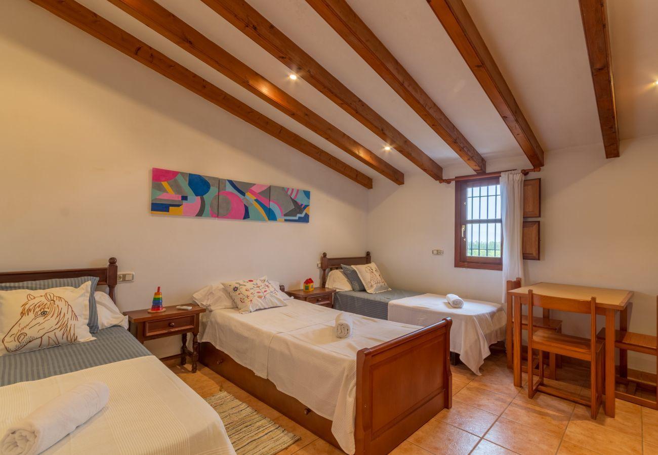 Finca en Buger - Anthony Puça, Villa 5StarsHome Mallorca
