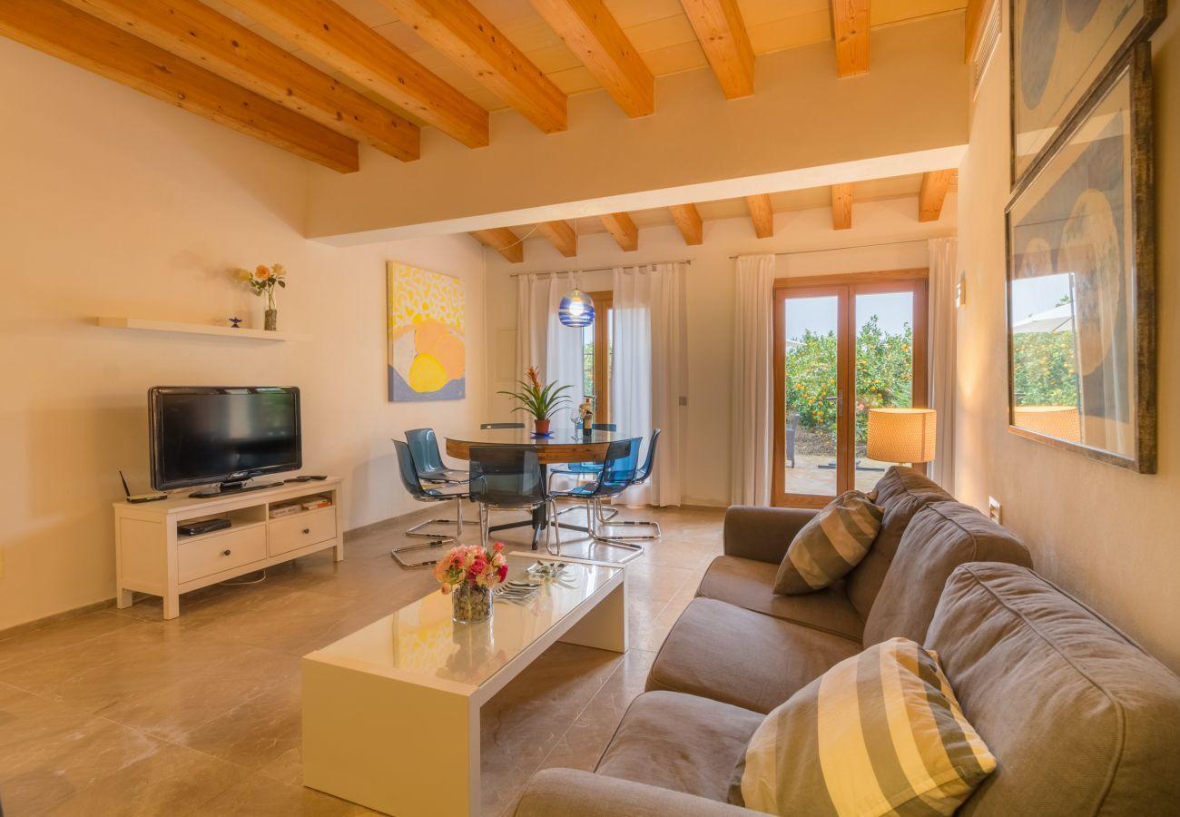 Finca en Buger - Son Ovens, Finca 5StarsHome Mallorca