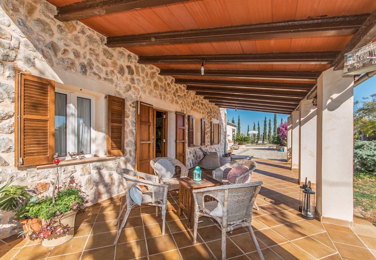 Villa en Inca - Puigmaria, Villa 5StarsHome Mallorca