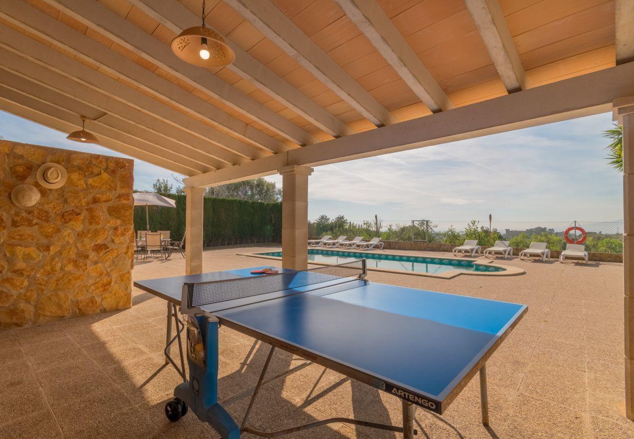 Villa en Marratxi - Tancaportol, Finca 5StarsHome Mallorca