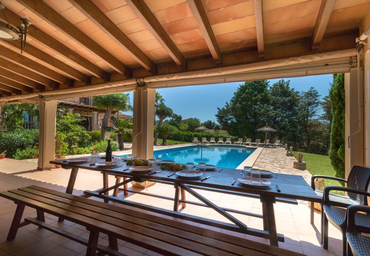 Villa en Felanitx - Palleta S'Horta, Finca 5StarsHome Mallorca