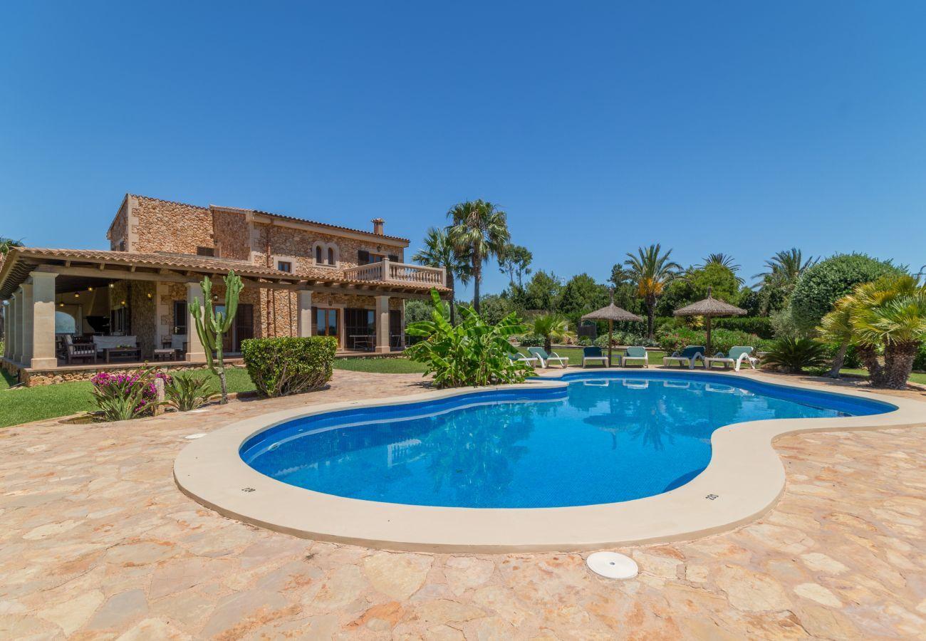 Villa en Felanitx - Short d'Or, Finca 5StarsHome Mallorca
