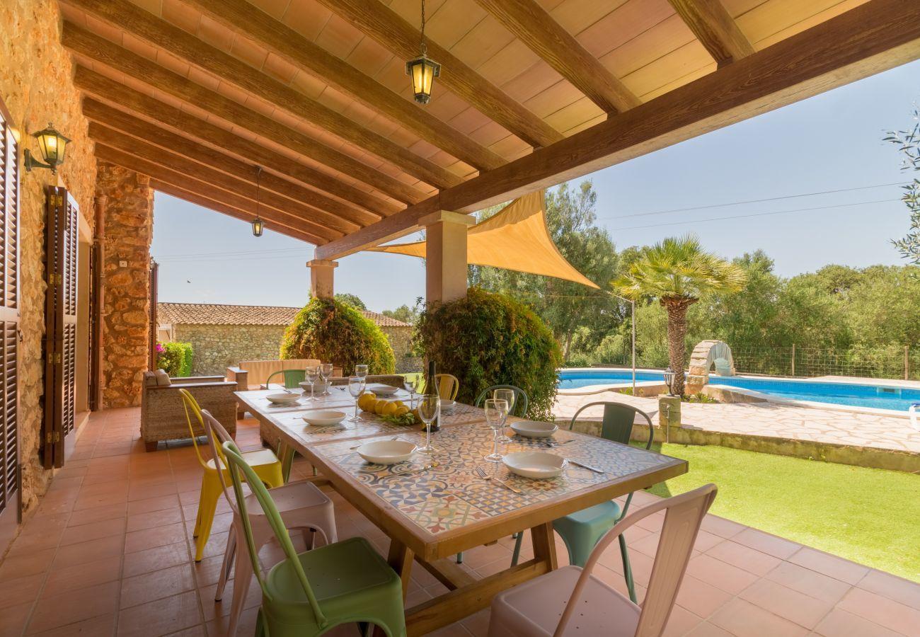 Villa en Sant Llorenç Des Cardassar - Can Amen, Finca 5StarsHome Mallorca