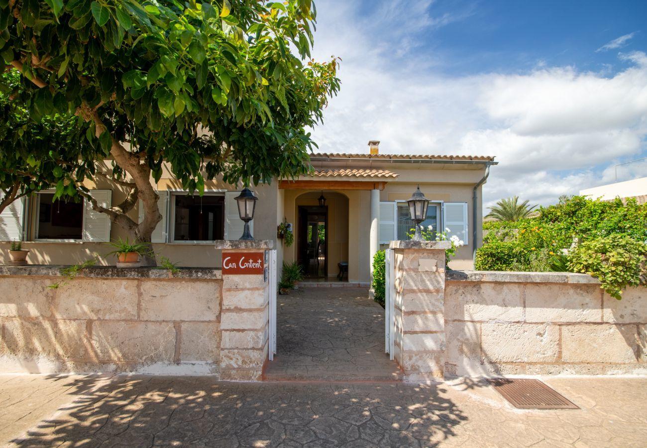 Villa en Platja de Muro - Content Playa, Villa 5StarsHome Mallorca