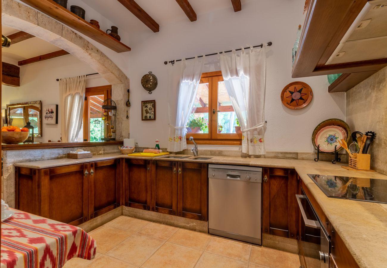Villa en Alcúdia - Good Way, Villa 5StarsHome Mallorca