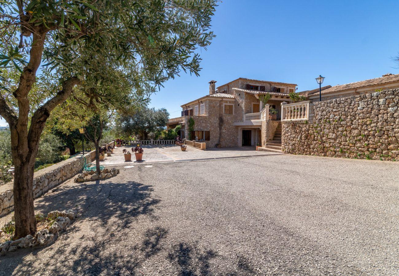 Villa en Inca - Puig Reure, Villa-Finca 5StarsHome Mallorca
