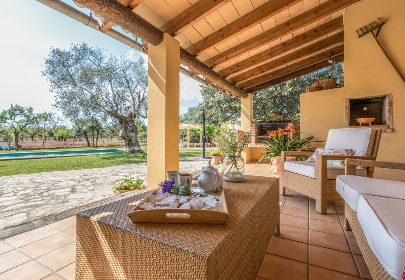 Casa rural en Sa Pobla - Carroza, Finca 5StarsHome Mallorca